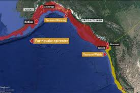 A powerful and shallow earthquake struck off the west. Tsunami Alert Sounded Post Earthquake In Alaska Measured At Whopping 7 9 Magnitude On Richter Scale The Financial Express