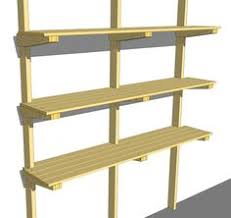 Small Picture Garage Shelves to Keep Your Small Appliances Small Statue