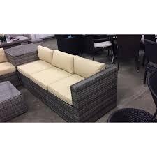 brand new grey corner sofa set plete with corner storage box table and fortable cream