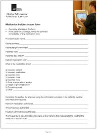 Medicine Incident Report Magdalene Project Org