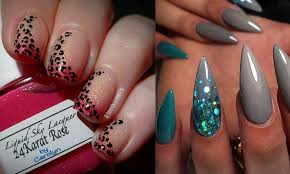 40 stunning gel nail art designs 2018 for spring 15 color changing nail inspirations cool nail art