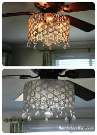 ceiling fan chandelier way lighting light kit for