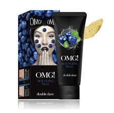 [ <b>DOUBLE DARE</b> ]<b>OMG</b>! Bouncing Mask 100 g - Walmart.com