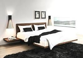 floating bed frame solid wood platform floating bed diy floating bed frame reddit