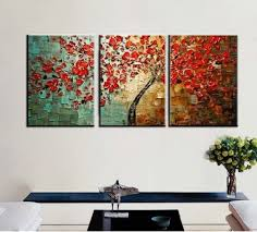 Painting Canvas For Living Room Popular Red Canvas Painting Buy Cheap Red Canvas Painting Lots