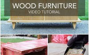 DIY Polish to Restore Wood Furniture