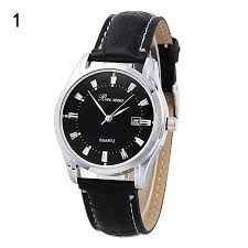 watches thin wrists promotion shop for promotional watches thin vintage watch stainless steel calendar dial leather men s business quartz wrist watch thin watches for men watches brand luxury