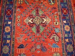 ottomanson ottohome persian heriz oriental design runner rug with non skid rubber backing area rug