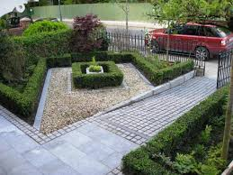 small front garden layout design image pictures