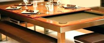 Pool table dining top Room Pool Fcsnooker Table Tennis Pool Combo Best Ping Pong Air Hockey Combination Tables