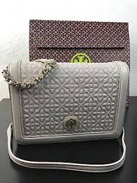 NWT TORY BURCH Bryant Quilted Leather CROSSBODY bag Purse In ... & Image is loading NWT-TORY-BURCH-Bryant-Quilted-Leather-CROSSBODY-bag- Adamdwight.com