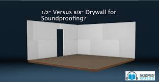 5 8 vs 1 2 drywall best