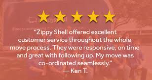Moving Company Quotes Unique Portable Storage Units Moving Company Zippy Shell