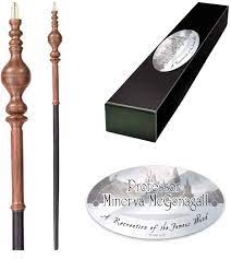 The Noble Collection Proffesor Minerva McGonagall Charakterstab: Amazon.de:  Spielzeug