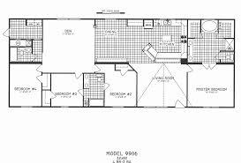 3 bedroom modular home floor plans fresh manufactured homes floor