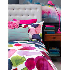 abstract duvet pillowcase
