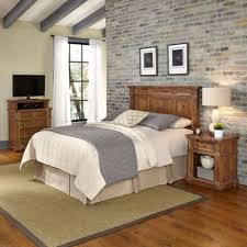 home styles bedroom furniture. simple bedroom home styles americana vintage 3piece queenfull headboard and bedroom  furniture set throughout h