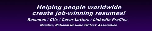 Pinellas County Resume Writer Mck Resume Service Career Coaching