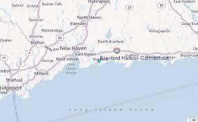Branford Harbor Connecticut Tide Station Location Guide
