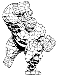 Marvel Superhero Coloring Pages Getcoloringpagescom