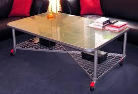 computer desk into livingroom coffee