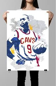 fan art poster dwyane wade cleveland cavaliers wall art on cleveland cavaliers wall art with fan art poster dwyane wade cleveland cavaliers wall art sports
