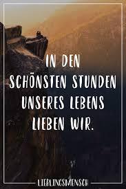 In Den Schönsten Stunden Unseres Lebens Lieben Wir German Language