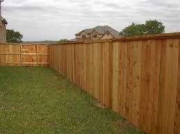 Nice Wood Fence Designs