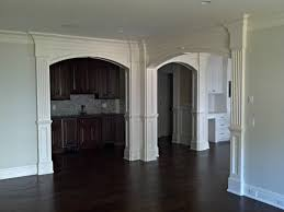 Arched Crown Moulding Arches Openings Woodwell