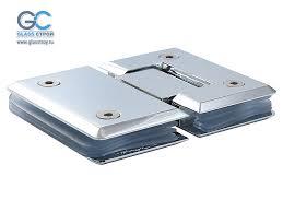 GLD-303 PC <b>Петля стекло</b>-стекло 180 гр. для ограждений ...