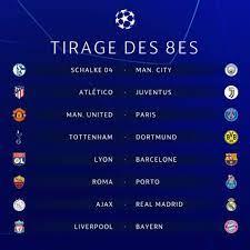 3 مباريات لا تفوتك من دور الـ16 فى دوري أبطال أوروبا - اليوم السابع