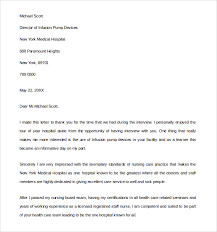 Awesome Collection Of Thank You Letter After Interview Ideas Of