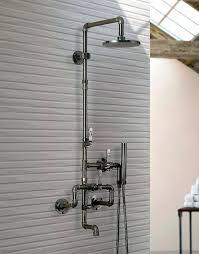 exterior shower fixtures. watermark designs thermostatic shower fixture exterior fixtures e