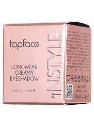 <b>Водостойкие кремовые</b> тени Instyle Creamy Eyeshadow Тени (12 ...