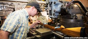 Gunsmithing Schools When Do Gunsmiths Need A Firearms Manufacturing License