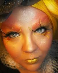 wele to the capitol hunger games inspired makeup by jangsara