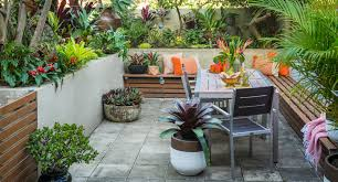 Small Picture How to design your small back garden space Better Homes and Gardens
