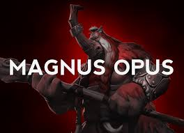 magnus opus reddit dota 2 league wiki fandom powered by wikia