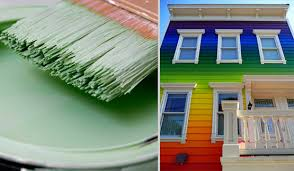 exterior paint application. a cut above exteriors painting: guiding you from planning to finish exterior paint application