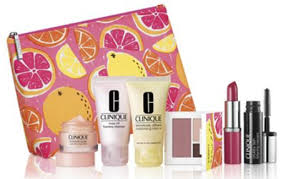 clinique free 7 pc gift bag with any 28 clinique purchase 70 value