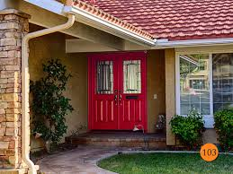 red double front doors. Fine Red To Red Double Front Doors
