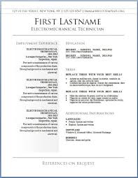 Templates For Resume Impressive Templates For Resumes Relevant Screenshoot Top Resume Resumer