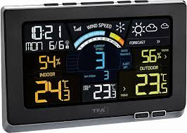 <b>Цифровая метеостанция TFA</b> 35.1140.01 - купить по низкой цене ...
