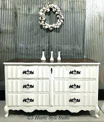 white furniture shabby chic. Fine Chic How To Paint Shabby Chic Painted Furniture White  French Provincial Dresser  Intended White Furniture Shabby Chic I