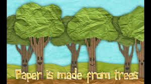 Educational video for kids: How Paper Is Made - YouTube