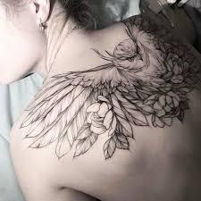Olga Koroleva Tattoos And Piercings Tattoos Owl Tattoo Design