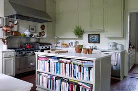 Kitchen Bookshelf Julia Reed Decorating Archives Lacquered Life