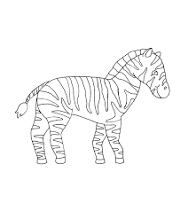 Zebras are social animals that spend time in herds. Top 20 Free Printable Zebra Coloring Pages Online