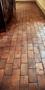 how to install a wood block floor
