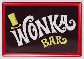 wonka chocolate bar wrapper. Wonderful Chocolate Wonka Bar FRIDGE MAGNET Willy Chocolate Bar Candy Store Scene Wrapper   In Chocolate Wrapper W